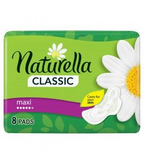 Naturella Classic Maxi Camomile Podpaski ze skrzydełkami x8