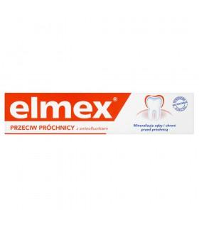 elmex Przeciw Próchnicy Pasta do zębów z aminofluorkiem 75 ml