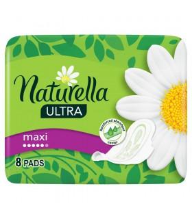 Naturella Ultra Maxi Podpaski zeskrzydełkami x8