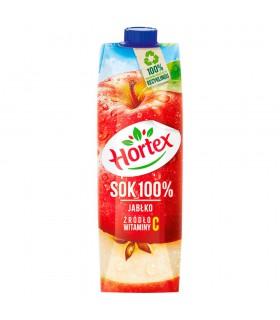 Hortex Sok 100% jabłko 1 l