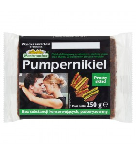 Mestemacher Pumpernikiel 250 g