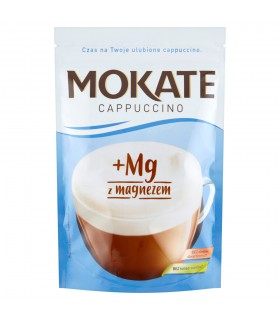 Mokate Cappuccino z magnezem 110 g