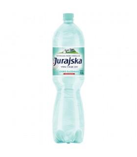 Jurajska Naturalna woda mineralna lekko gazowana 1,5 l