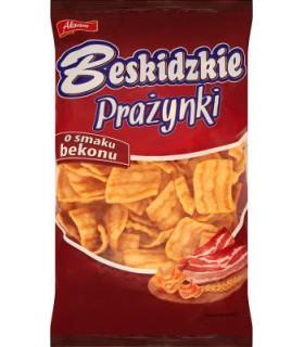 Aksam Beskidzkie prażynki o smaku bekonu