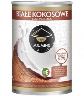 Mr.Ming Białe kokosowe mleczko 5-7% tłuszczu