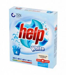 Dobry Wybór Help White Proszek do prania tkanin białych 300 g