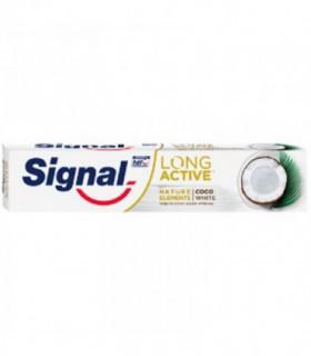 Signal pasta do zębów Long Active Naturals Coco White 75ml