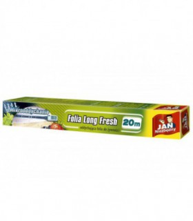 Jan Niezbędny Folia do żywności Long Fresh 20m