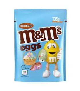 M&M's Eggs wielkanocne czekoladowe jajka 135g