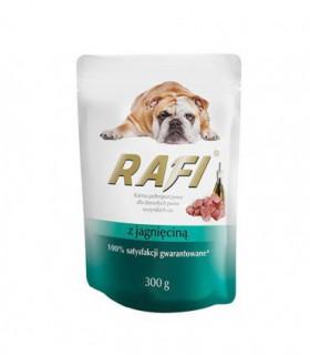 Rafi Karma pełnoporcjowa dla dorosłych psów wszystkich ras z jagnięciną