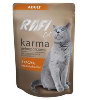 RAFI Kot Kaczka 100g Adult