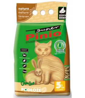Certech Super Pinio żwirek drewniany 5L