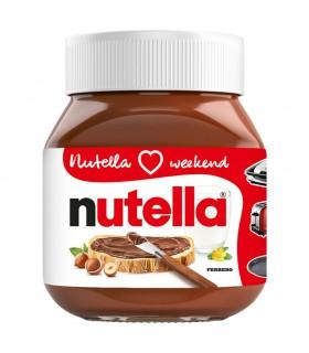 Nutella Krem do smarowania z orzechami laskowymi i kakao 350 g
