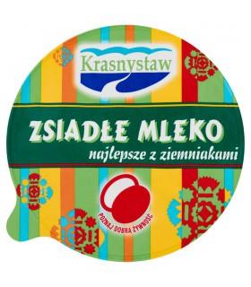 Krasnystaw Zsiadłe mleko z Krasnegostawu 400 g