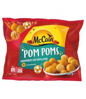 McCain Pom Poms Kulki z puree ziemniaczanego 450 g