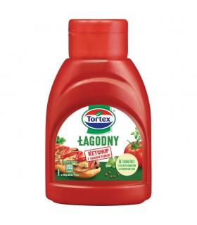 Tortex Ketchup łagodny 250 g