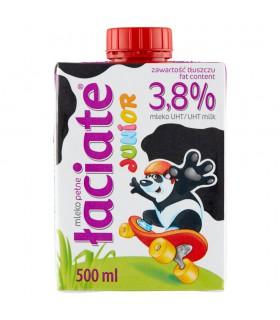 Łaciate Junior Mleko UHT 3,8% 500 ml