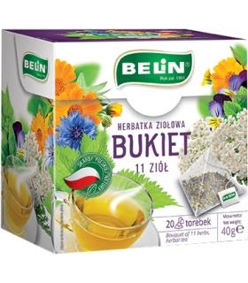 Bukiet 11 ziół – herbatka ziołowa