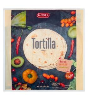 Sandra Tortilla pszenna 300 g (5 x 60 g)