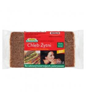 Mestemacher Chleb żytni pełnoziarnisty 500 g