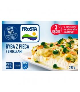FRoSTA Ryba z pieca z brokułami 330 g