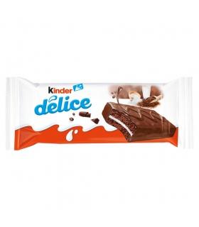 Kinder Délice Kakaowy biszkopt z mlecznym nadzieniem 39 g