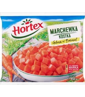 Marchew kostka 450g Hortex