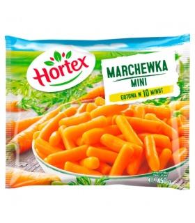 Marchewka mini 450g Hortex
