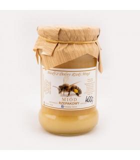 Miód nektarowy rzepakowy 400g Ceroń