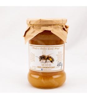 Miód nektarowy wielokwiatowy 400g Ceroń