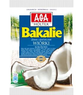 Aga wiorki kokosowe 200g