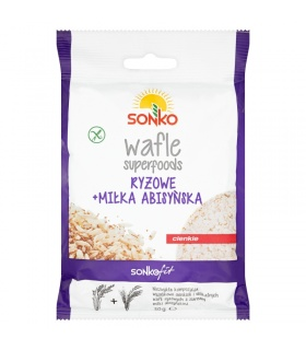SONKO FIT WAFLE SUPERFOOD 30G
