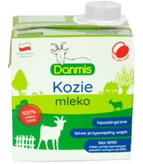 Danmis mleko kozie 500ml