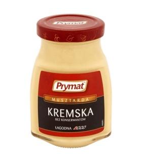 MUSZTARDA PRYMAT KREMSKA 185G