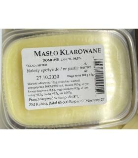 Masło klarowane Kubiak 200g