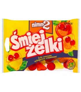 Nimm2 Śmiej żelki owocowe 100g