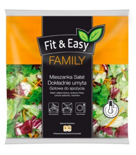 MIX SAŁAT 250g famlly FIT EASY