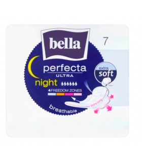 BELLA PODPASKA NIGHT EXTRA SOFT