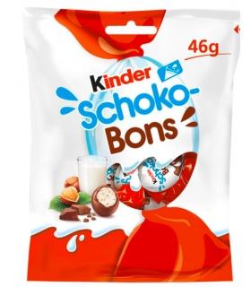 CUK.KINDER SCHOKO BONS 46 g