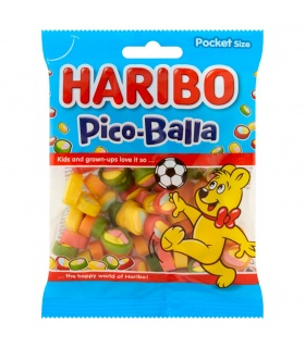 Haribo Pico-Balla Żelki owocowe 100 g