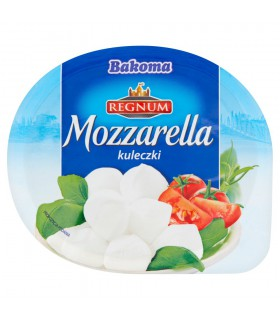 Bakoma Regnum Ser Mozzarella kuleczki 125 g