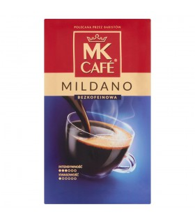 MK Café Mildano Kawa palona mielona bezkofeinowa 250 g