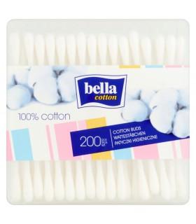 Bella Cotton Patyczki higieniczne 200 sztuk