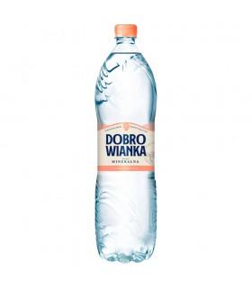 Dobrowianka Woda mineralna niegazowana 1,5 l