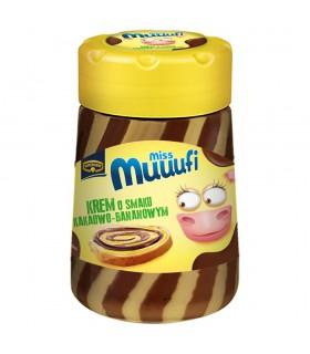 Krüger Miss Muuufi Krem o smaku kakaowo-bananowym 400 g