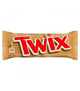 Twix Baton z ciastkami i karmelem oblany czekoladą 50 g (2 x 25 g)