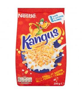 Nestlé Kangus Płatki śniadaniowe 250 g