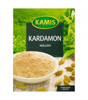 Kamis Kardamon mielony 10 g