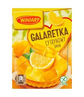 Winiary Galaretka cytrynowy smak 71 g
