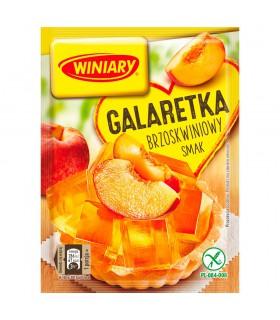 Winiary Galaretka brzoskwiniowy smak 71 g